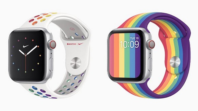 Apple Watch Pride 2020