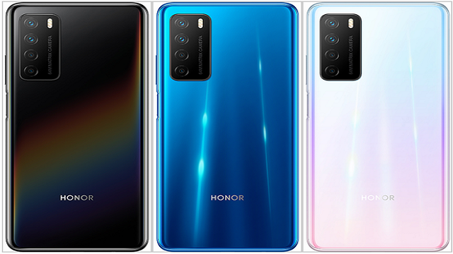 Honor Specifications