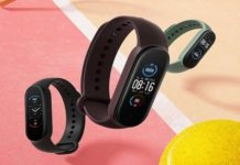 Xiaomi Mi Band 5 official