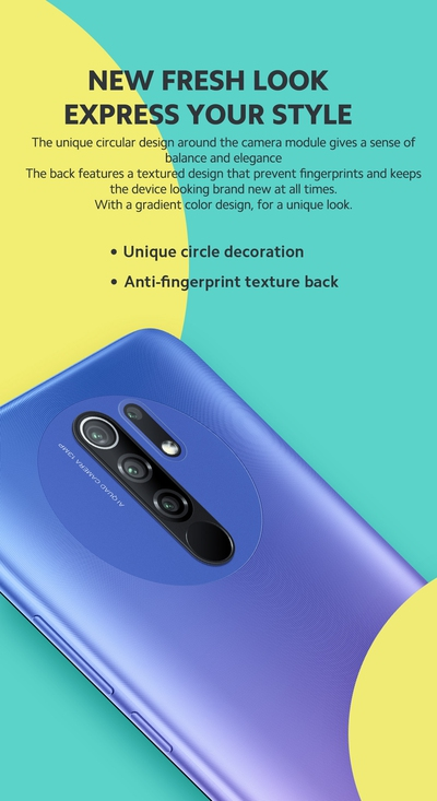 Xiaomi Redmi 9 specifications leak
