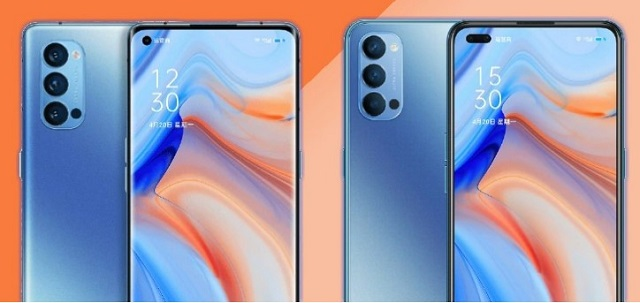 oppo reno 4 pro official