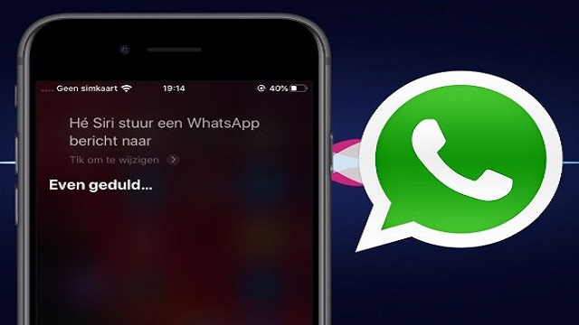 read siri whatsapp