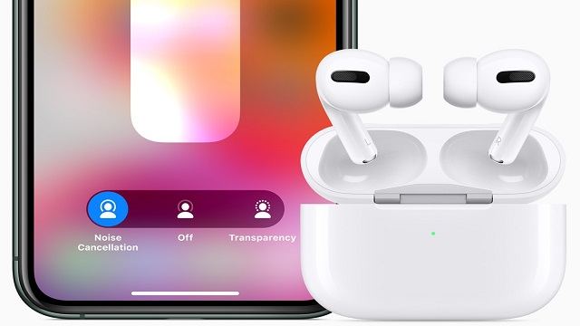 AirPods Pro modes explained