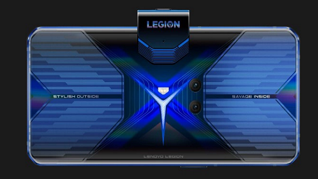 Lenovo Legion official