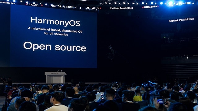 Android and Harmony