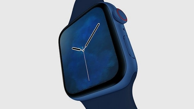 Apple Watch Series 6 color
