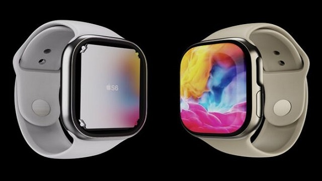 Apple Watch Series 6 gets new color