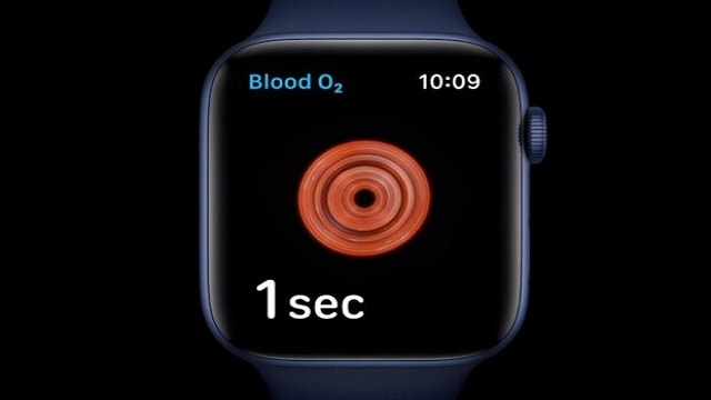 Apple Watch Series 6 officially