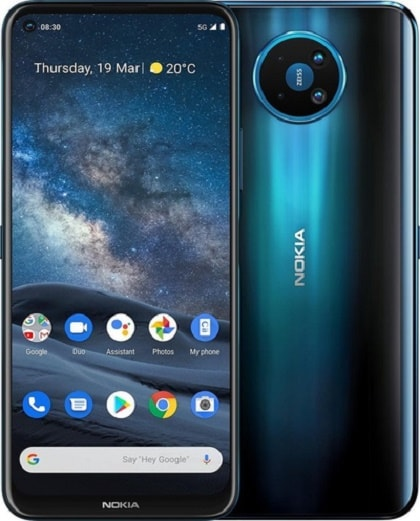 Nokia 8.3 5G available