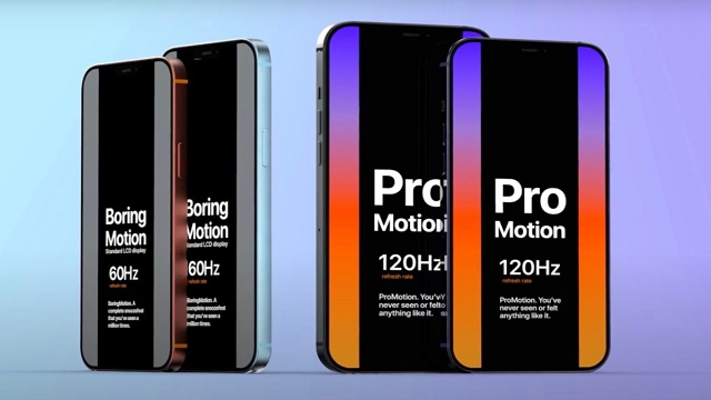ProMotion for iPhone 12 Pro (Max)