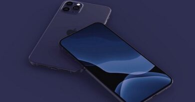 iPhone 12 navy blue