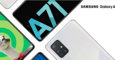 Samsung Galaxy A71 receives One UI 2.5