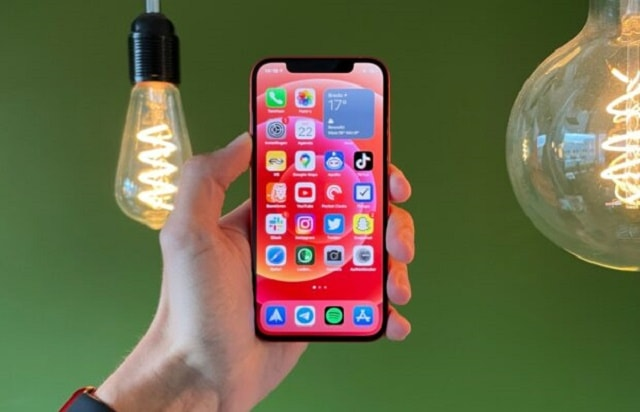 first impression iPhone 12