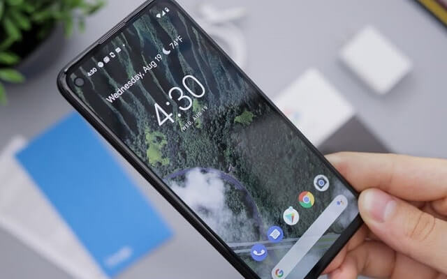 Google uses its own chipset in Pixel 6 Qualcomm