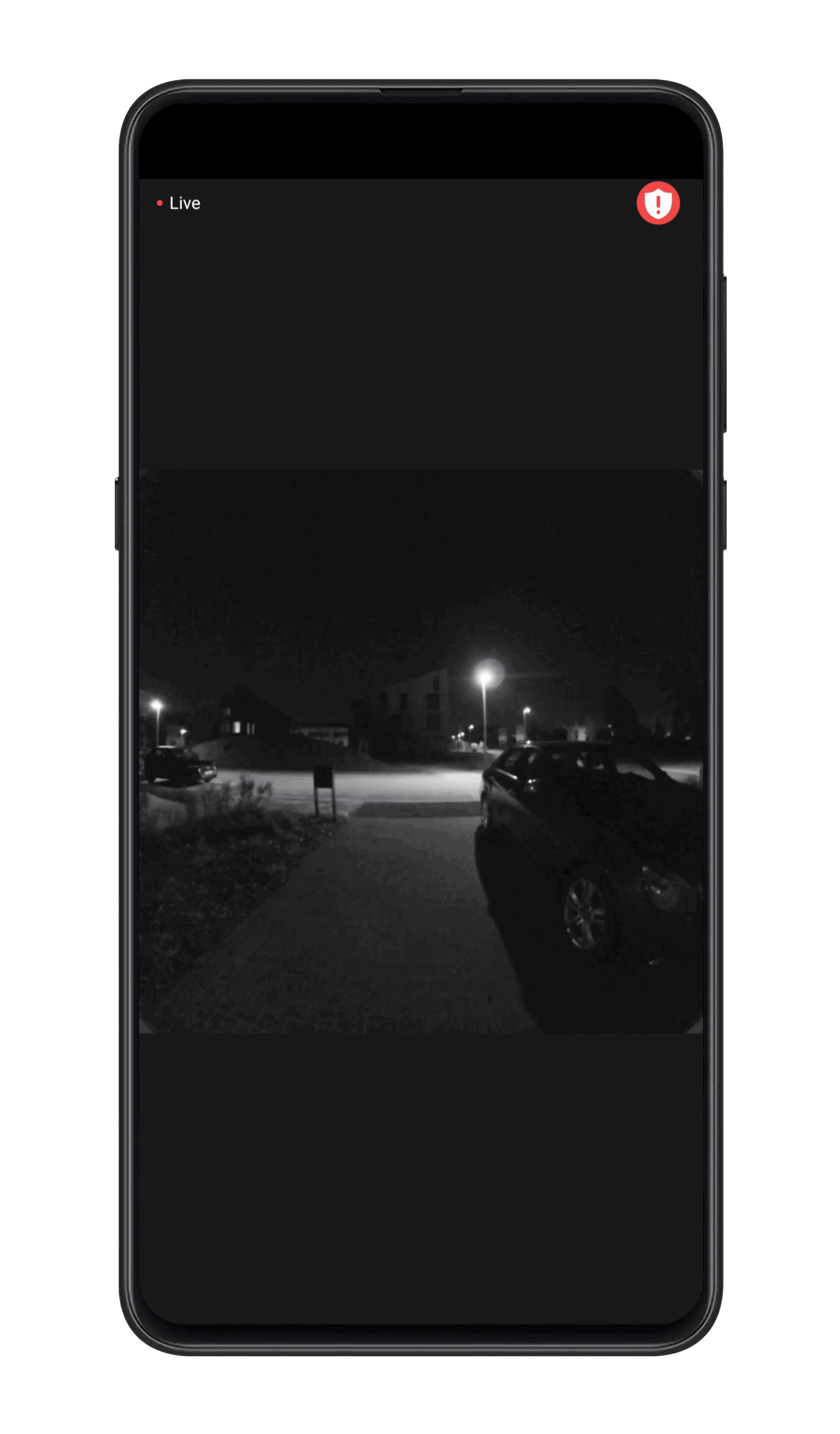 Good images at night and during the day